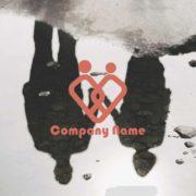 販売ロゴ番号0462 – 人をモチーフにした販売ロゴ