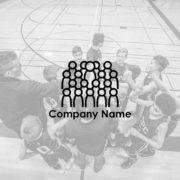 販売ロゴ番号0471 – リーダーと仲間のロゴ